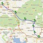 Détails sur mon Itinéraire : 3ème Partie : AVIGNON à CANNES. J16-150x150